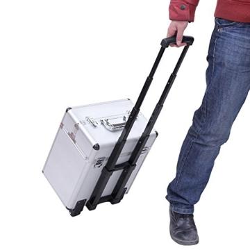 Songmics® Fußpflegekoffer für Fußpflegegeräte