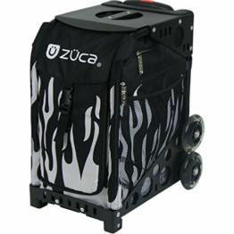 Züca Forged mit schwarzem Rahmen -