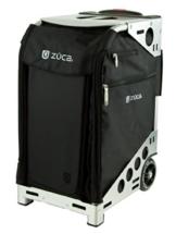 züca Pro Travel - der Koffer zum Sitzen (Edelstahl) -