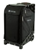 züca Pro Travel - der Koffer zum Sitzen (schwarz) -