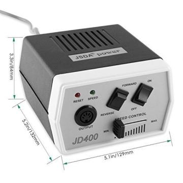 JCMASTER elektrisches Pediküre Set