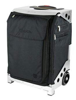 Züca Flyer Travel Black/Silver -