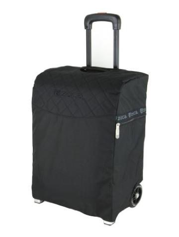 züca Flyer Travel - ein Muss für jeden Geschäftsreisenden (Edelstahl) -