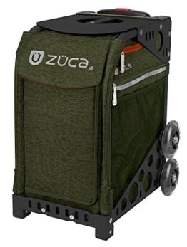 ZÜCA Insert Bag Forest Green -