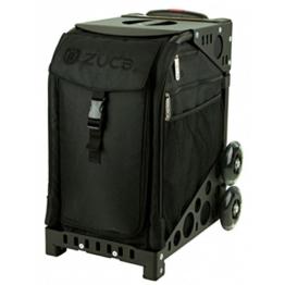 Züca Stealth mit schwarzem Rahmen -