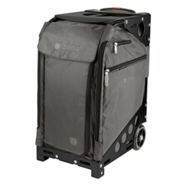 Züca Travel Graphite Gray/ Schwarz -