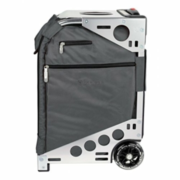 Züca Travel Graphite Gray/ Silber -